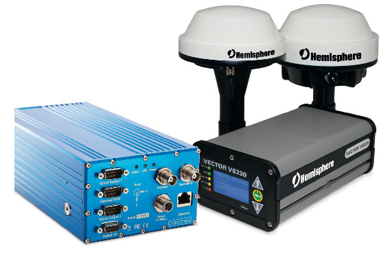 Hemisphere GNSS and Coda Octopus introduce new motion solution